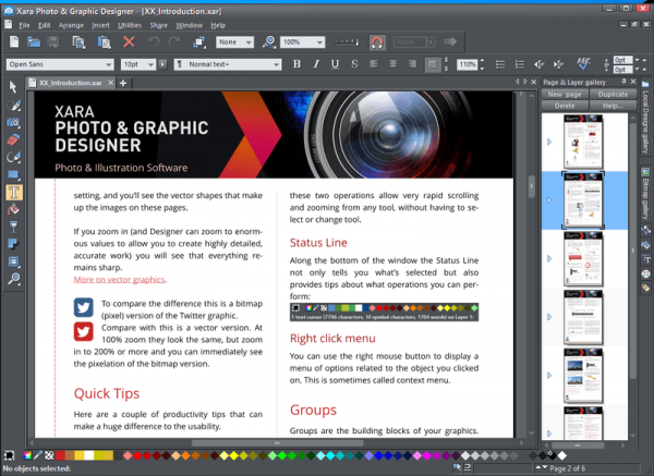 Xara Photo Graphic Designer With License Key