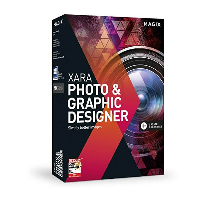 Xara Photo Graphic Designer