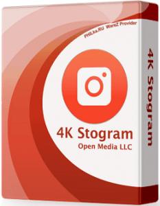 4K Stogram 2.8.2 Crack