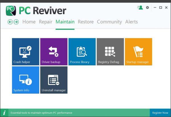 ReviverSoft PC Reviver 3.2 Crack