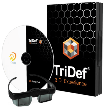 TriDef 3D 7.4.0.14921 Crack 2020 With Activation Code Free Download