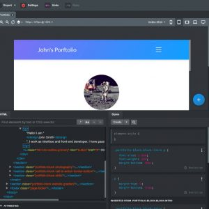 Bootstrap Studio 5.2.1 + Keygen Key 2020