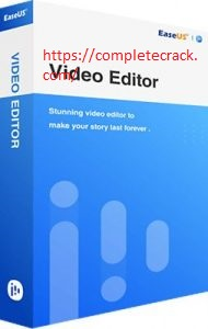 EaseUS Video Editor 1.6.0.35 Crack With Serial Key Download 2020