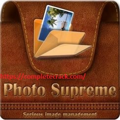 IDimager Photo Supreme 5.4.1.301 Crack With Full Download