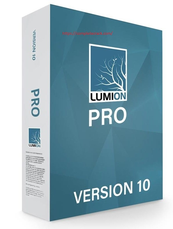 Lumion Pro 10.5.5 Crack With License Key Torrent 2021 Free Download