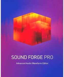 MAGIX Sound Forge Pro14.0.84 Crack With Serial Key Free Download
