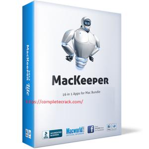 Mackeeper 5.6.1 Crack