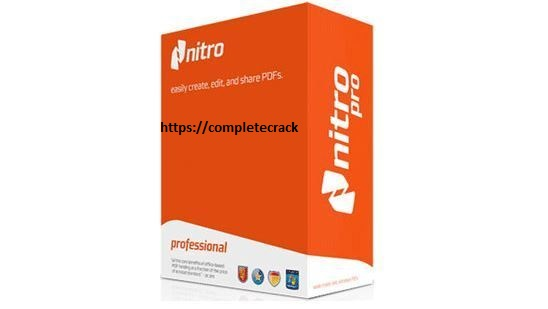 Nitro Pro 13.24.1.467 Crack + License Key Full Free Download Latest 2020