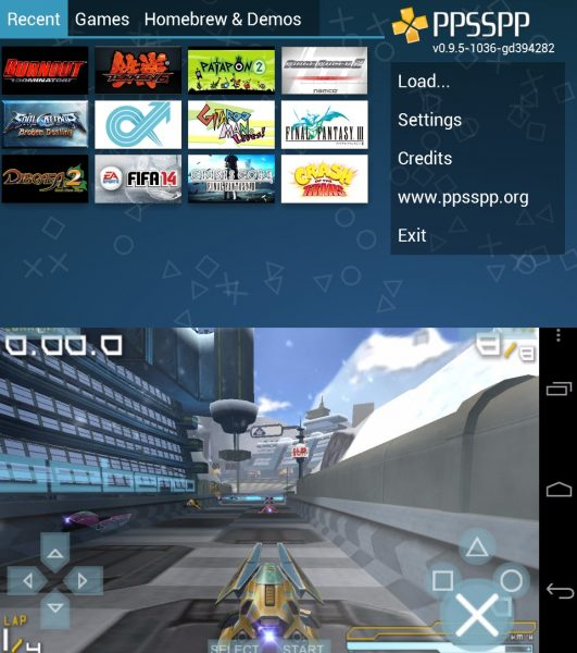 PPSSPP Gold - PSP Emulator v1.10.3 Crack Plus Keygen & Patched Latest Version