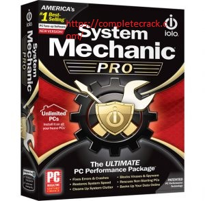 System Mechanic Pro 20.5.1.109 Crack + Activation Key [Latest Version] 2021