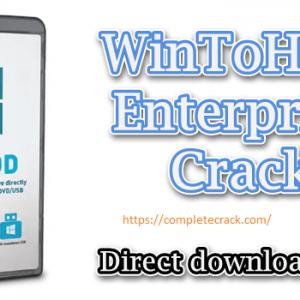 WinToHDD Enterprise 5.2 Full Crack