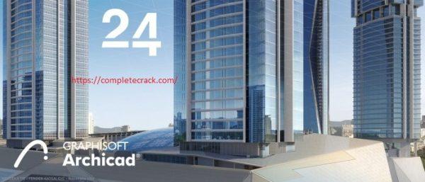 ARCHICAD 24 Build 3008 Crack Full License Key [Latest 2021]