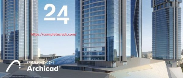 ArchiCAD 24 Crack Torrent Full Download & License Key Latest 2020
