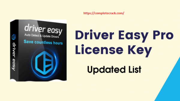 DriverEasy Pro 5.6.15.34863 Crack With License Key Download [Updated]