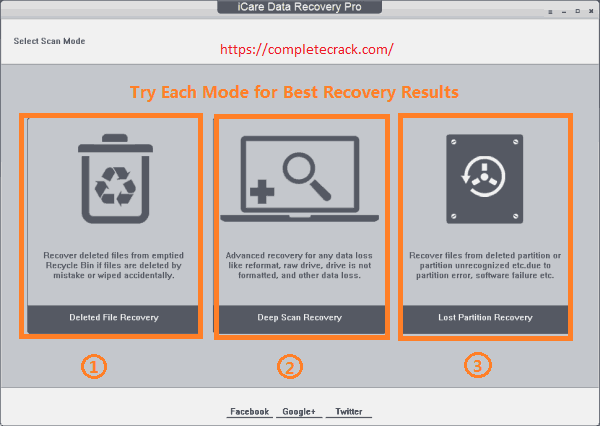 iCare Format Recovery 6.1.8 Crack With License Code Full Download Latest 2020