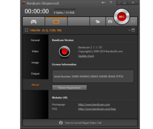 Bandicam 4.6.1.1688 + Crack [ Latest Version 2020