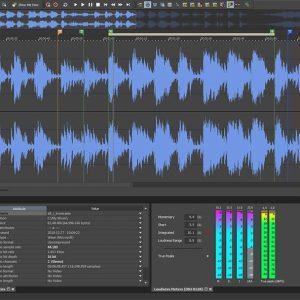MAGIX SOUND FORGE Audio Studio 15.0.57 Full Crack