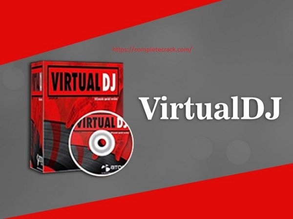 Virtual DJ Pro 8 Crack With Keygen Full Free Download Latest 2020