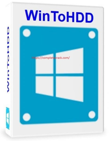 WinToHDD Enterprise 4.4 Crack With Keygen Free Download [Latest]