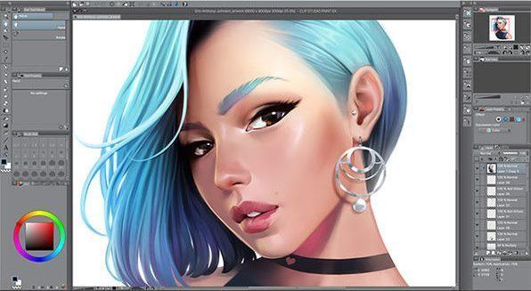 Clip Studio Paint EX 1.9.11 Crack Plus Latest Keygen 2020