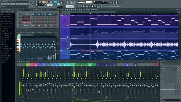 Fl Studio 20.5.1.1193 Crack & Keygen Full Download Latest 2020