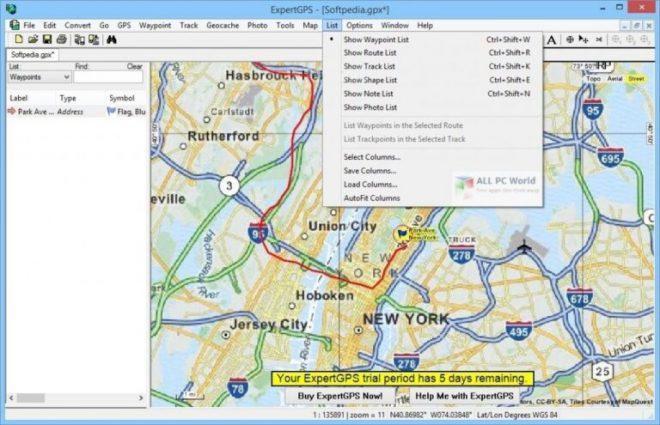 TopoGrafix ExpertGPS Home Crack 7.1.4 & Patched {Latest Version} 2021