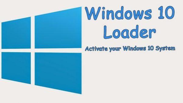 Windows 10 Activator Loader Full Version Free Download