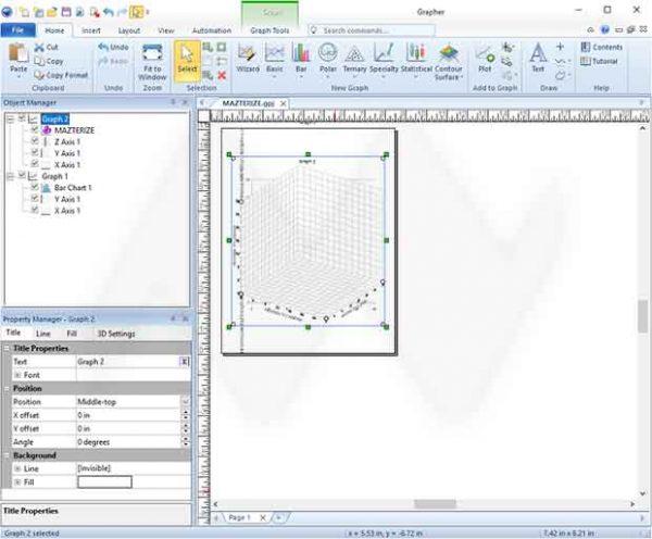 Golden Software Grapher 18.1.186 Crack + Keygen Latest Version
