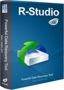 R-Studio 8.14 Build 179675 Crack Full Version + Registration Key [Latest 2021]