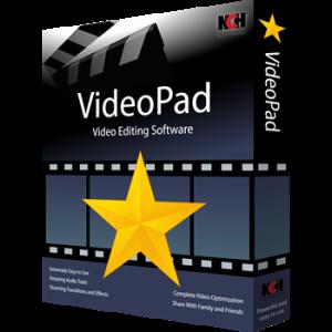 VideoPad Video Editor 10.64 Crack