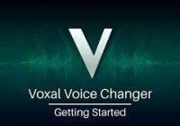 Voxal Voice Changer 5.00 Crack + Registration Code 2021 [Updated]