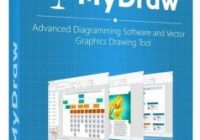 MyDraw 5.0.1 With Crack Key Free Download (Latest)2020
