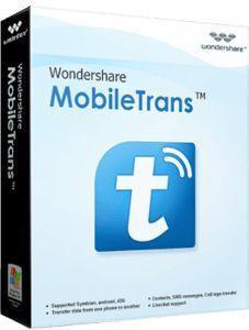 Wondershare MobileTrans 8.1.0 Plus Crack Full Keygen Free Torrent 2021