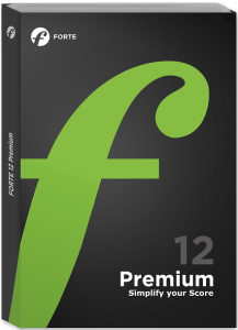 Forte Notation FORTE 12 Premium 12.0.2 Crack [Latest Full Version]