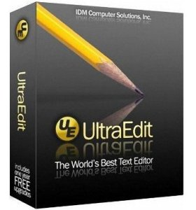 IDM UltraEdit Crack 27.10.0.164 + License Key Full Torrent Download (2021)