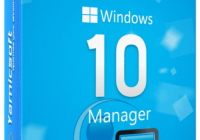 Windows 10 Manager 3.4.0 Crack Portable Activation Code Free Download [Latest]
