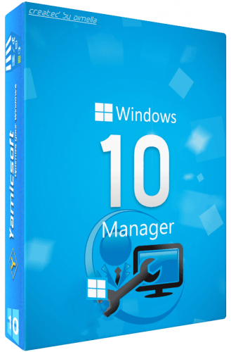 Windows 10 Manager Crack 3.3.7 + Serial Key Free Download [Latest]