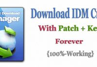 IDM Crack 6.38 Build 17 Full Patch + Serial Key Download 2021