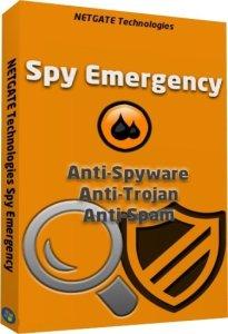 NETGATE Spy Emergency 25.0.810 With Crack [Latest 2021]