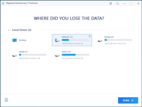 Magoshare Data Recovery 4.8 Crack