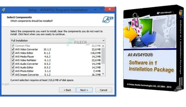 AVS4YOU Software AIO Installation 5.0.5.167 Crack & Activation Key Latest 2021