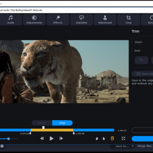 Movavi Video Converter Premium 21.5.0 Crack